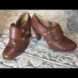 Clark's Artisan Leather Booties